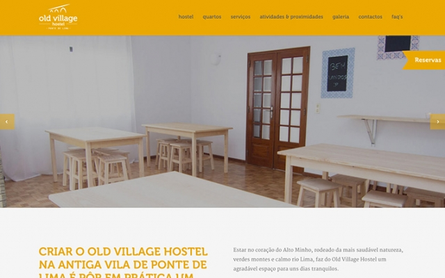 Old Village Hostel