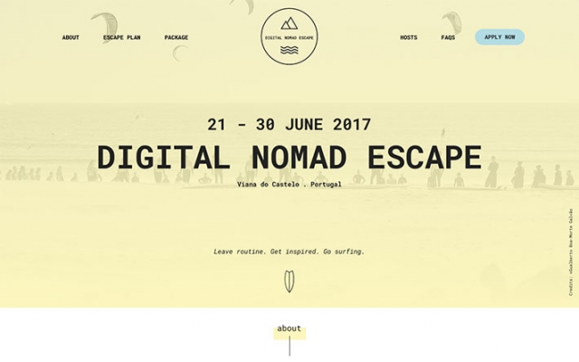 Digital Nomad Escape